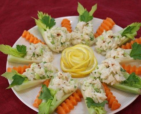 Staffed Celery Sticks