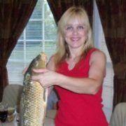 Gala with fish Photo