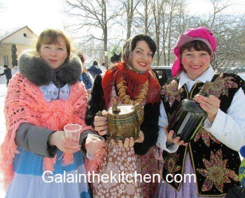 Masleniza Russian Blini Holiday 2016 Photo