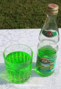 Russian Soft Drink Beverage Tarkhun Photo