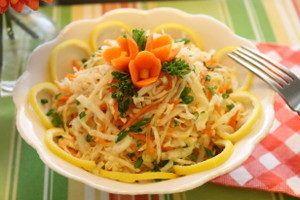 Salad Photo Cabbage salad