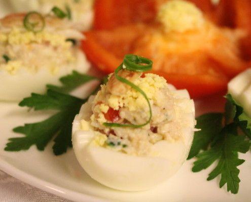 Stuffed Egg photo