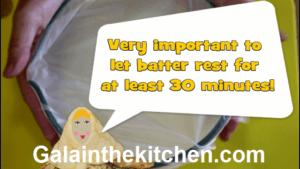 Crepe Recipe