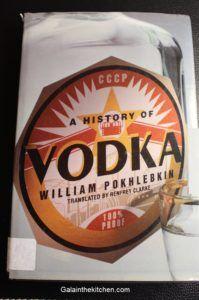 Pokhlebkin History of Vodka Book Photo