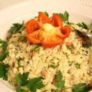 Photo Crab Pasta Salad