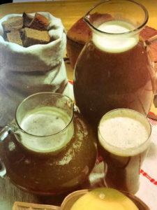 Photo Russian Beverage Kvas