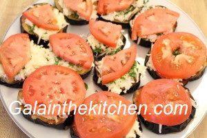 Russian Eggplant Appetizer