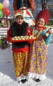 Russian Holiday Maslenitsa Blini 2017 Photo