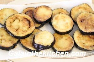 Russian Eggplant Appetizer