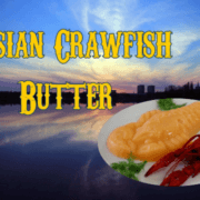 Photo Russian Flavoring Crawfish Butter