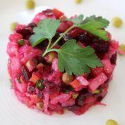 Russian Salad Vinegret Photo