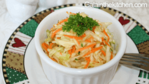 Photo Russian Cabbage Salad