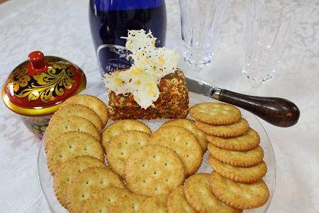 Parmesan Cheese Garnish