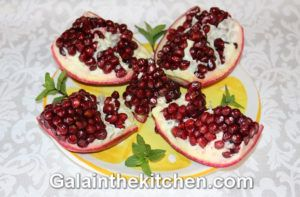 How to open pomegranate Photo 5