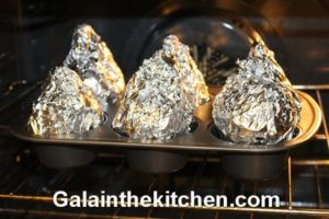Roasting Beets in the Oven 4 Photo