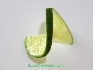 Lemon Garnish Photo