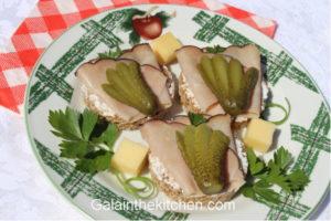 Pickles Garnish Photo