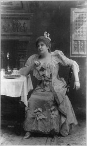 Photo Australian Opera Singer Nellie Melba