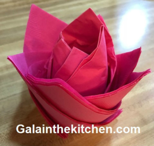 7 Techniques How To Fold Paper Napkin