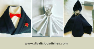 Ways To Fold A Napkin For Wedding The Best Wedding Picture In The