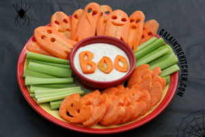 3 Easy Halloween Food Decoration Ideas Gala In The Kitchen