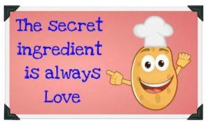 Meat Stuffed Potato Secret Ingredient