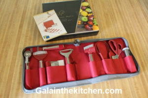 Review Wolfgang Puck 12 Piece Garnishing Set - Gala in the kitchen